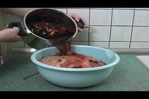 Hirschbraten einlegen - Rezept