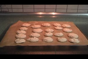 Bei Kokosmakronen Kalorien sparen - ein Rezept ohne Zucker