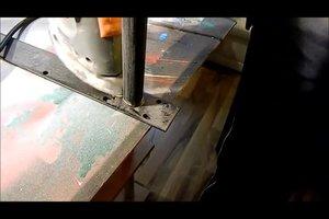 Stahlzargen streichen - so geht's