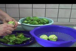 Wie bereitet man Rosenkohl zu? - Zwei leckere Rezepte