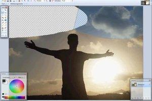 Paint.NET: Hintergrund entfernen - so geht's