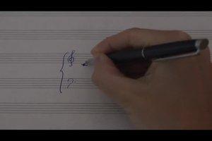 Violinschlüssel und Bassschlüssel - Unterschiede und Verwendung anschaulich erklärt
