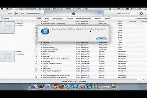iTunes manuell updaten - so geht's