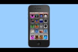 iPhone - Farben umkehren