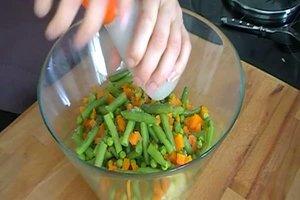 Russische Salate zur Grillparty - ein Rezept