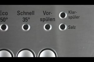 Wieviel Salz kommt in die Spülmaschine? - So gehen Sie richtig mit dem Gerät um