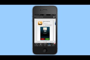 Täuschungsanruf bei einem iPhone einstellen - so geht's