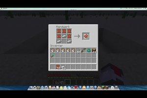 Minecraft-Pferdesattel - so craften Sie ihn