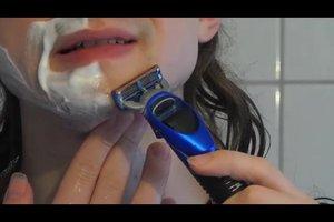 Beim rasieren geschnitten was tun