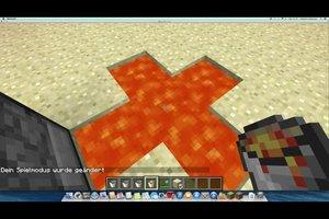 Minecraft: die unendliche Lavaquelle nutzen - so klappt's