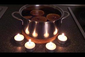 Feuerzangenbowle - mit diesem Rezept gelingt's alkoholfrei
