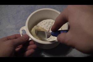 Ofenkäse in der Mikrowelle - das sollten Sie beachten