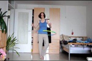 Mit Hula Hoop abnehmen - so wird die Taille schlank