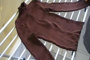 Kratziger Pullover - so wird er weich