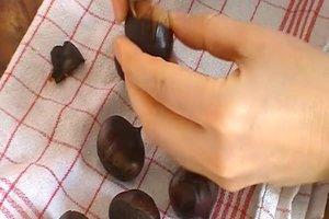 Esskastanien zubereiten - ein Rezept nach Hausmacherart