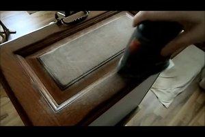 Möbel im Used-Look selbst herstellen