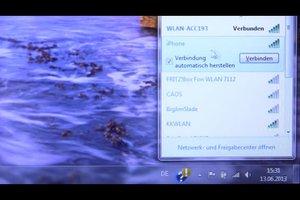 Internet auf dem PC via iPhone nutzen - so könnte es klappen