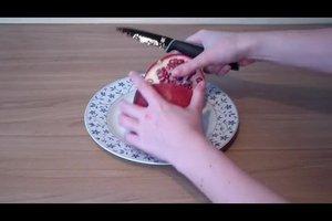 Kann man Granatapfelkerne essen? - Das Obst richtig zubereiten