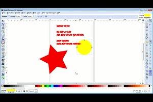 Kartengestaltung kostenlos vornehmen - so geht´s mit Inkscape