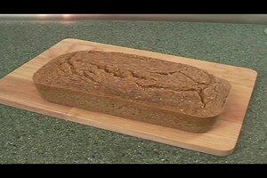 Basisches Essen - Backrezept für basisches Brot