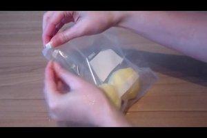 Kartoffelknödel einfrieren - so geht's