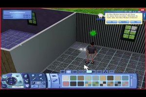 In Sims 3 dreieckige Fliesen verlegen - so klappt's