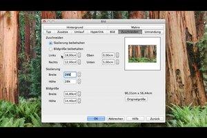Ein Bild zuschneiden in OpenOffice - so funktioniert's