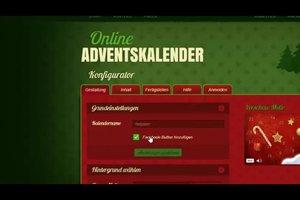 Virtuelle Adventskalender - Anregungen für 24 Aufmerksamkeiten übers Internet