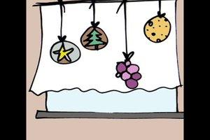 Dekoideen zu Weihnachten - so schmücken Sie Fensterbänke festlich