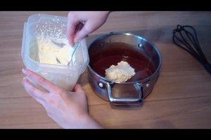 Schokoladenmousse ohne Ei - ein Rezept