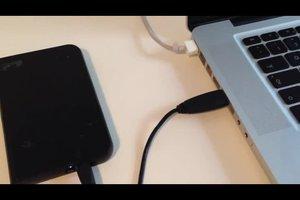 Macbook - Systemwiederherstellung mit Time Machine vornehmen