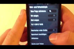 Aufnahmedatum bei iPhone-Fotos anzeigen lassen - so funktioniert's