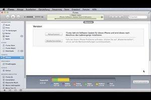 IPhone 4 Software: Aktualisierung fehlt - was tun?