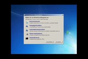Laptop zurücksetzen auf Werkseinstellungen - Anleitung