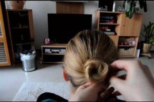 Elegante Hochzeitsfrisuren für mittellanges Haar zum Selbermachen