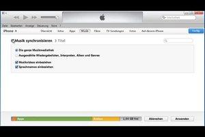 Zeitüberschreitung bei iTunes - das können Sie tun