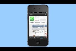 Wie bekomme ich Whatsapp auf mein Handy? - so geht's
