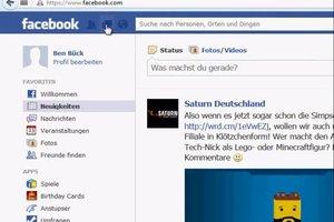 Bei Facebook archivierte Nachrichten lesen - so klappt's