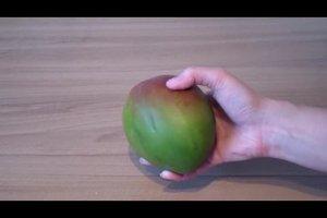 Mango nachreifen lassen