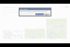 Album löschen auf Facebook - so geht's