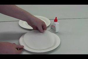 Laternen basteln - Anleitung für eine Gans