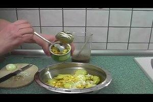 Bratkartoffelsalat ohne Lafer - so gelingt die Eigenkreation