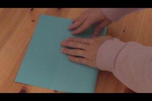Briefe falten - Anleitung für alle Briefumschläge bis A5