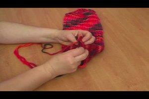 Filzsocken stricken - eine Anleitung