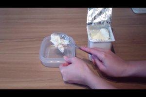 Quarkmaske gegen Pickel - Rezept