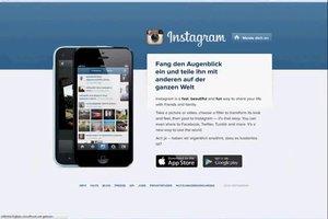 Wie kann man sich auf Instagram löschen?