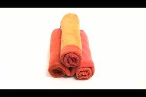 Handtuch falten - so machen Sie es professionell