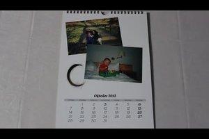 Bastelkalender gestalten - Ideen und Anregungen