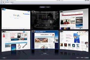 Seiten zu Top Sites hinzufügen - so geht's in Safari 4