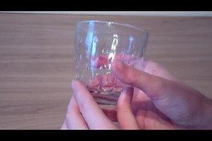 Gläser haben weißen Schleier - wie bekomme ich ihn weg?